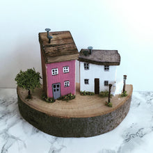 Driftwood houses- Teach na hÉireann- #002 - READY TO SHIP - Fred And Bo