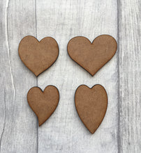 Country Heart MDF - Fred And Bo