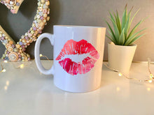 Lips- flamingo ceramic mug - Fred And Bo