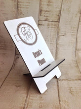 Mobile phone holder - personalised - Fred And Bo