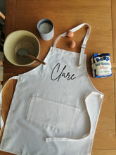 Adult Personalised Apron - Name