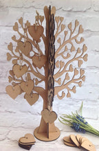Wedding tree guest book alternative personalised wishing tree - Fred And Bo