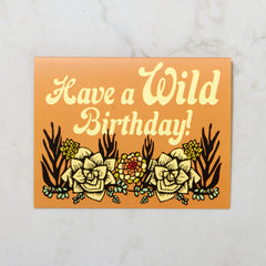 Wild Birthday! Image