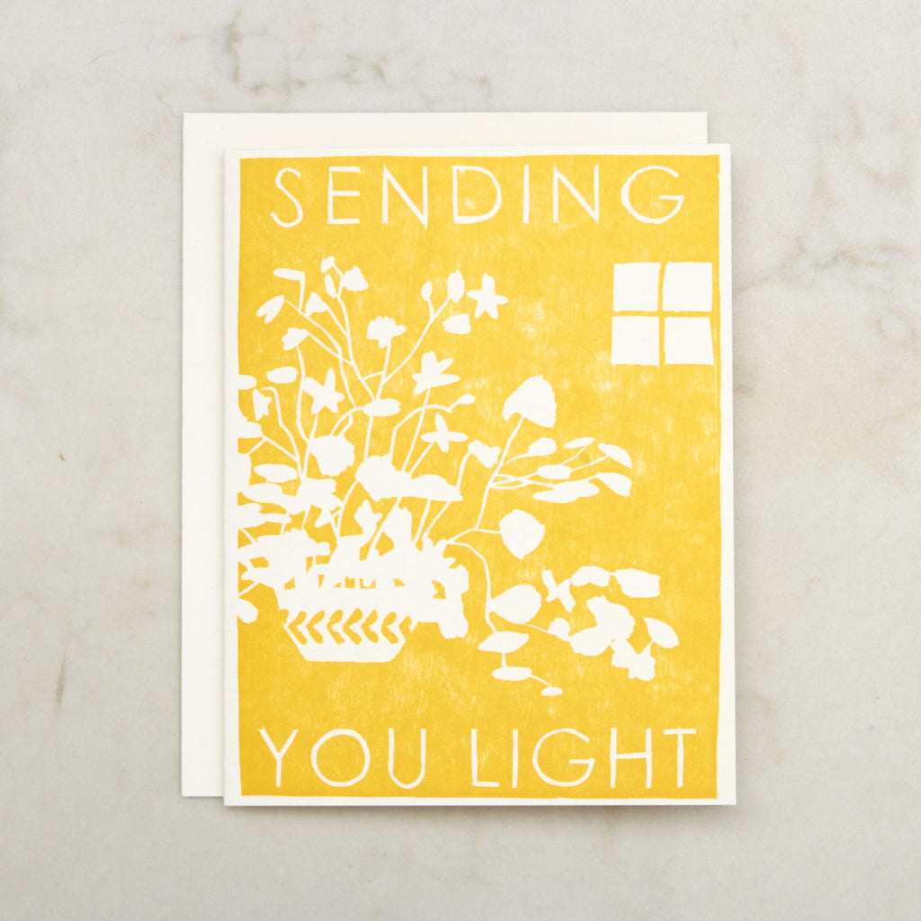 Sending You Light - morninglight