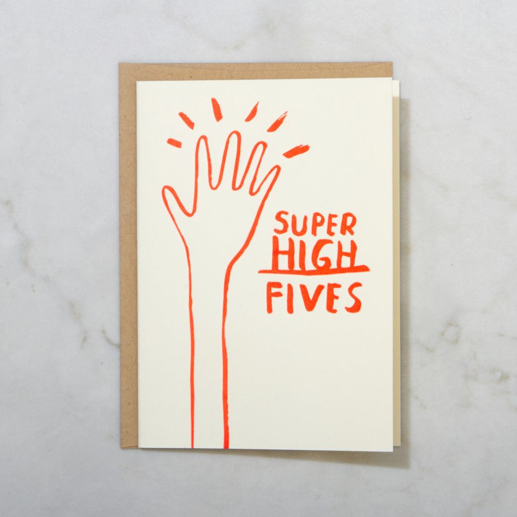 Super High Fives - morninglight