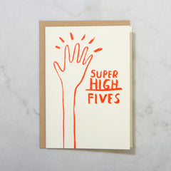 Super High Fives Image