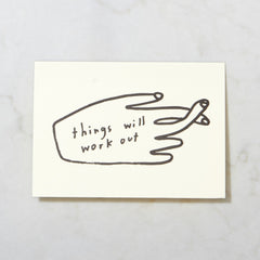 Things Will Work Out Image