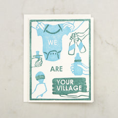 We Are Your Village Image