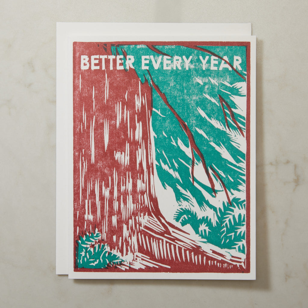 Better Every Year - Tree
