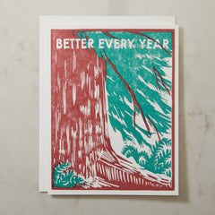 Better Every Year - Tree Image