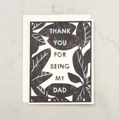 Thank You For Being My Dad Image