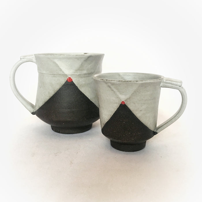 Blackware Mugs