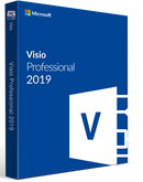 Microsoft Visio Professional 2019 - Full Version