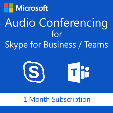 Microsoft Audio Conferencing - Digital Maze