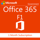 Microsoft Office 365 F1 - Government - Digital Maze