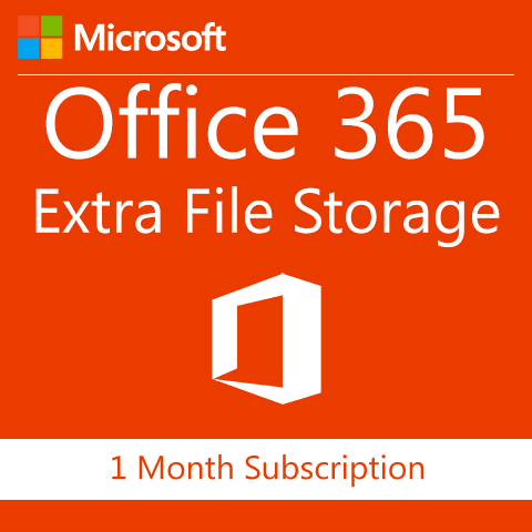Microsoft Office 365 Extra File Storage - Digital Maze