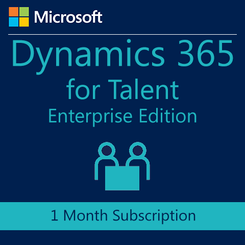 Microsoft Dynamics 365 for Talent Enterprise Edition - Digital Maze
