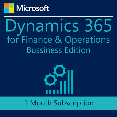Microsoft Dynamics 365 for Finance and Operations Business Edition - Digital Maze