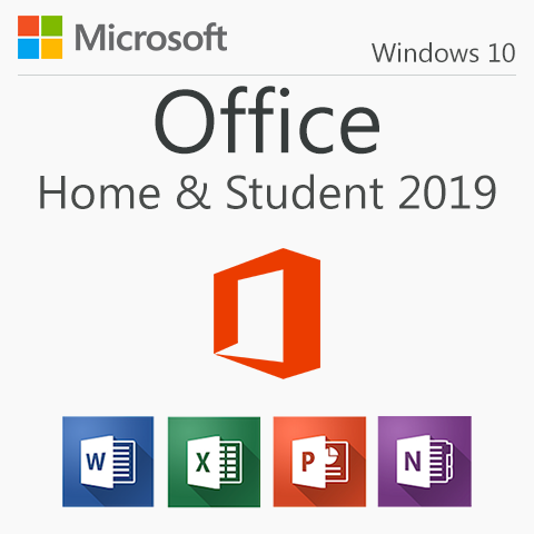 Microsoft Office Home & Student 2019 for Windows - Digital Maze