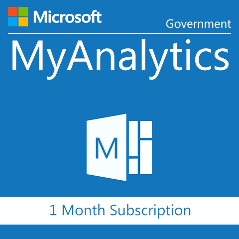 Microsoft MyAnalytics - Government - Digital Maze