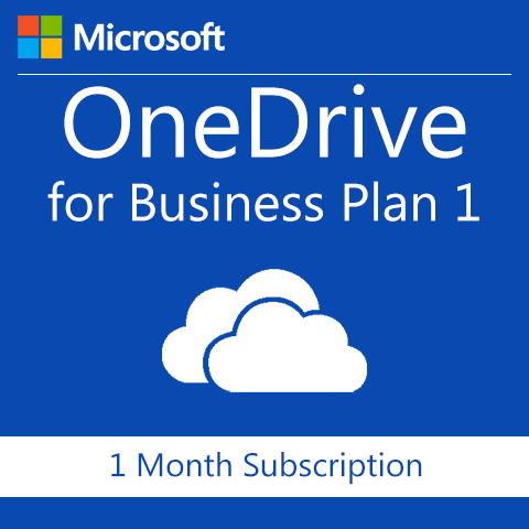 Microsoft OneDrive for Business Plan 1