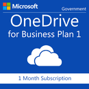 Microsoft OneDrive for Business Plan 1 - Government - Digital Maze