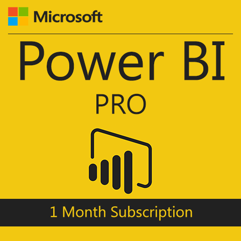 Microsoft Power BI Pro - Digital Maze