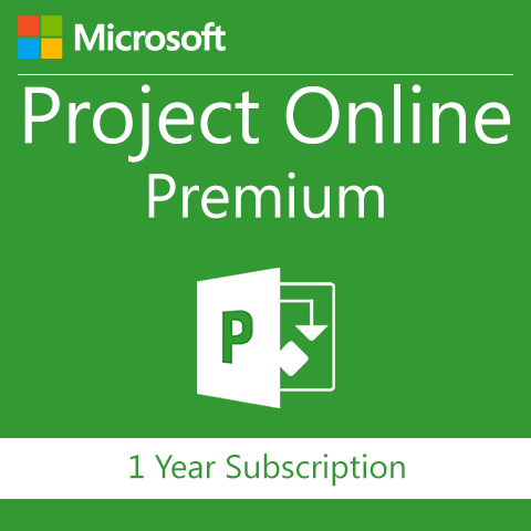 Microsoft Project Online Premium - Office 365 - Digital Maze