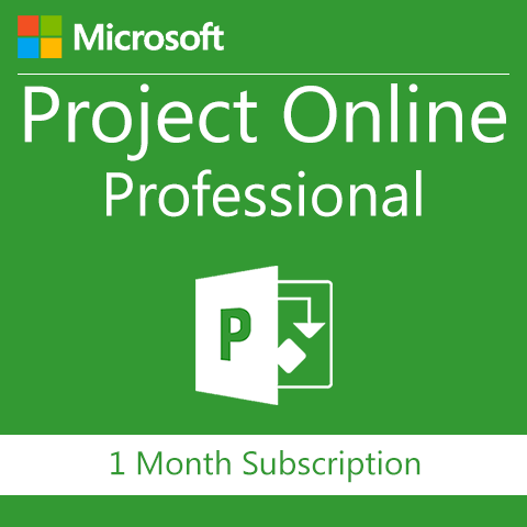 Microsoft Project Online Professional - Office 365 - Digital Maze