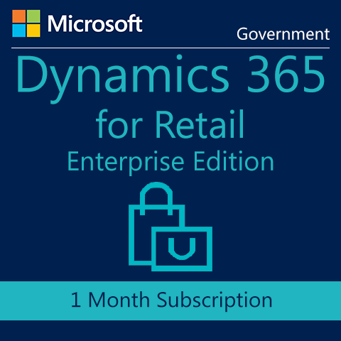 Microsoft Dynamics 365 for Retail Enterprise Edition - Government