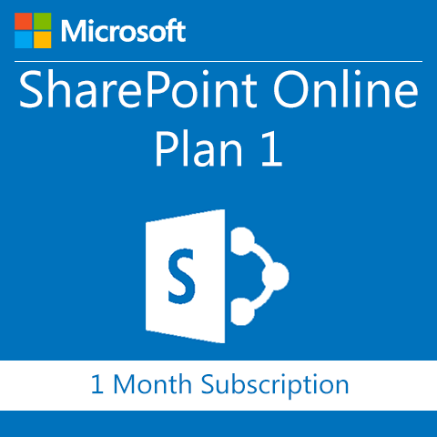 Microsoft SharePoint Online Plan 1 - Digital Maze