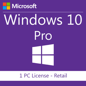 Microsoft Windows 10 Pro - Full Version OEM - Digital Maze