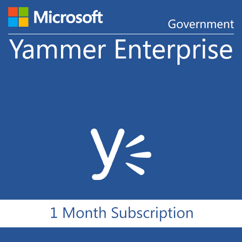 Microsoft Yammer Enterprise - Government