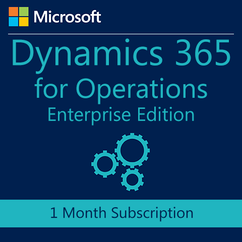 Microsoft Dynamics 365 for Operations, Enterprise Edition Device