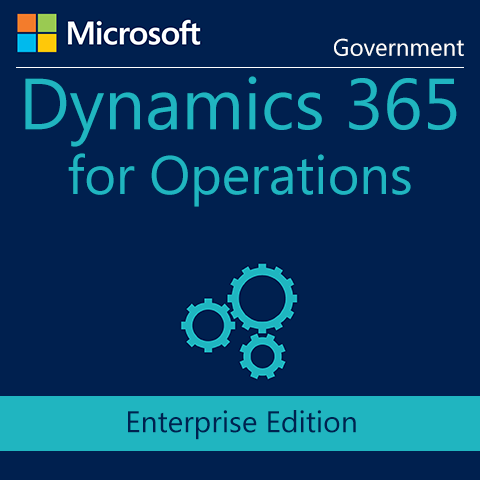 Microsoft Dynamics 365 for Operations, Enterprise Edition Device from SA for AX Task Device - GOV - Digital Maze