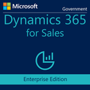 Microsoft Dynamics 365 for Sales, Enterprise Edition - From SA From Sales (On-Premises) Device CAL - GOV - Digital Maze