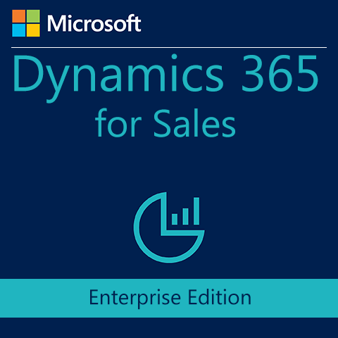 Microsoft Dynamics 365 for Sales, Enterprise Edition - From SA From Sales (On-Premises) User CAL - Digital Maze