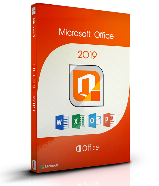 Microsoft Office Professional Plus 2019 - Full Version