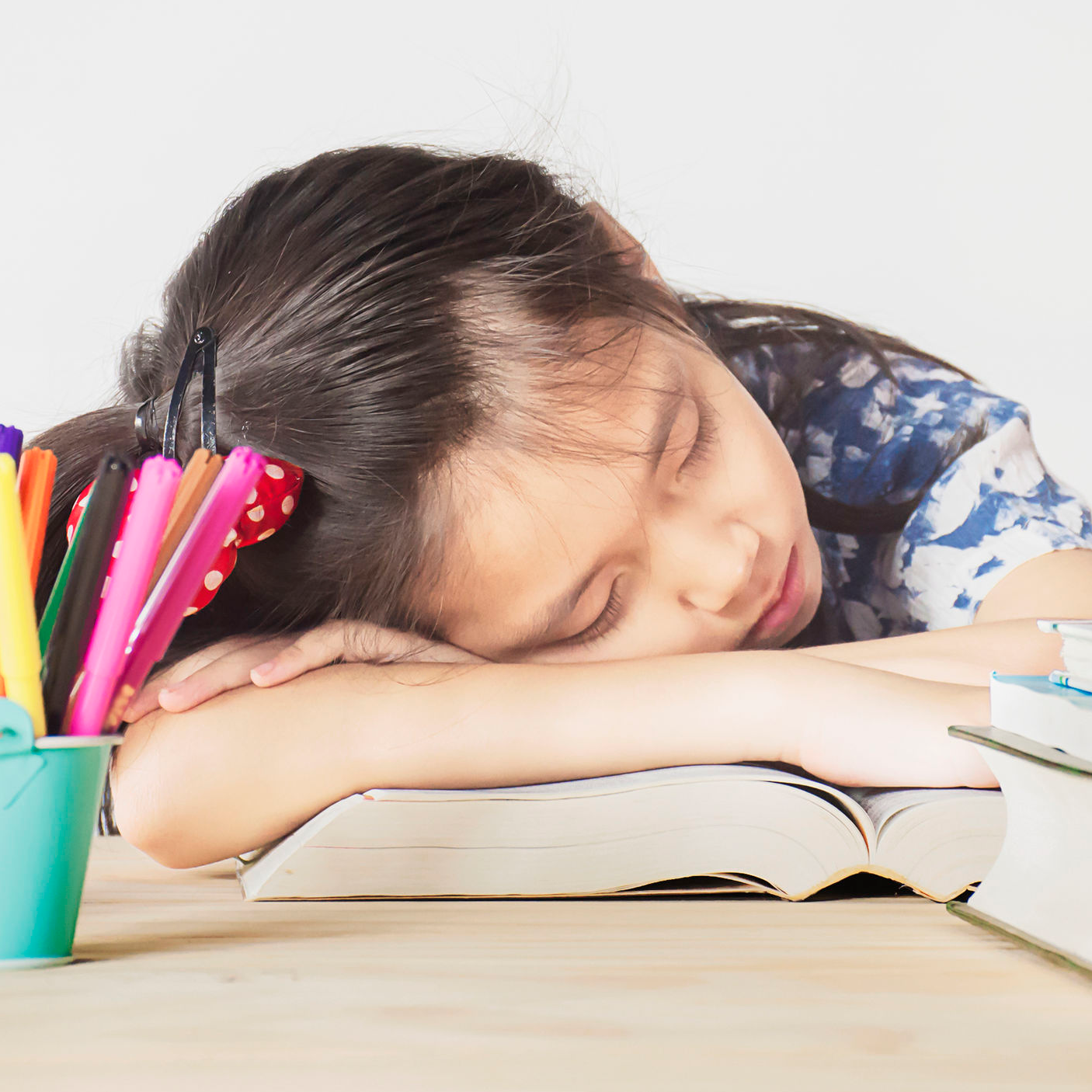 Study: Kids Who Nap Midday Are Happier (Among Other Things)