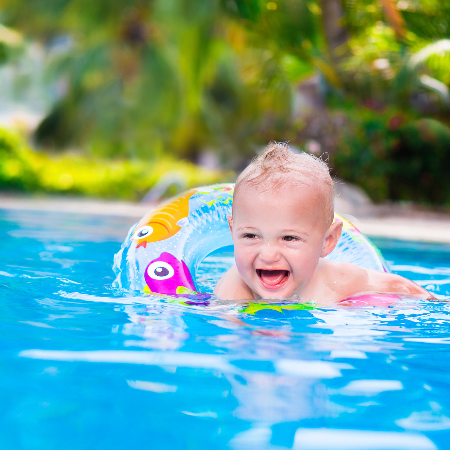 Can Babies With Eczema Go Swimming?