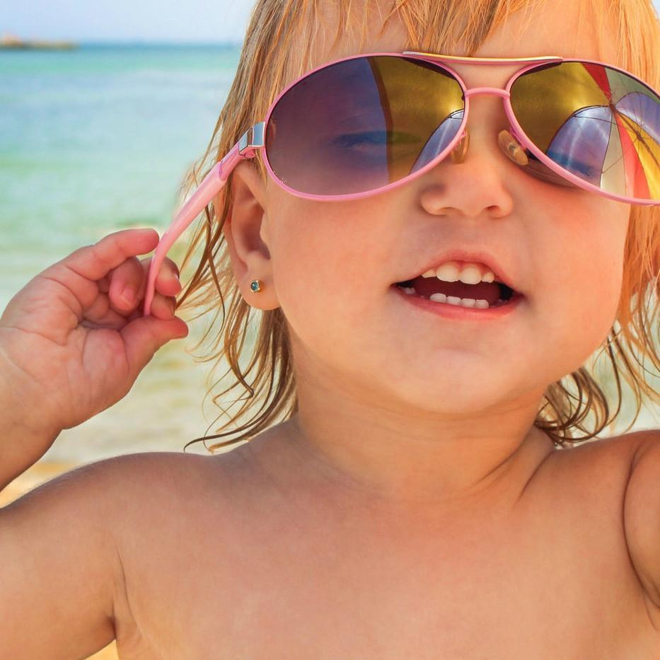 15 Beach Essentials For Toddlers