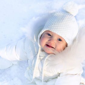 5 Tips For Protecting Baby's Skin This Winter