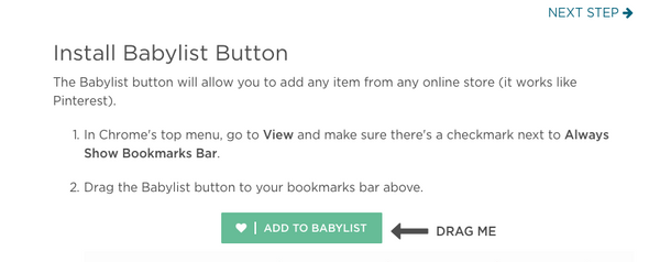 install-babylist-bookmark