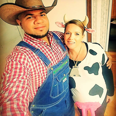 pregnant-halloween-costume-cow
