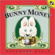 Cover picture of Bunny Money book