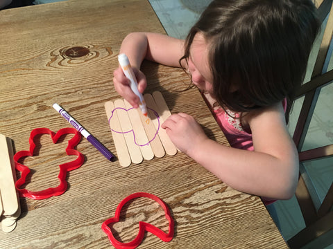 Step 4: DIY Popsicle Stick Puzzle