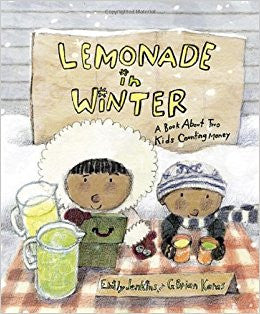 Cover picture of Lemonade in Winter book