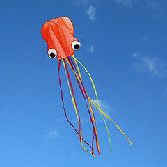 Toddler beach essentials octopus kite