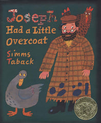 Cover picture Joseph Had A Little Overcoat Book