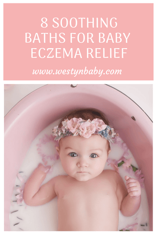 8-soothing-baths-for-baby-eczema-pinit-image